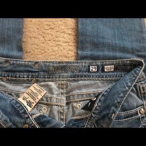 Miss Me Jeans - Miss Me Jeans Boot Rhinestones sz 29